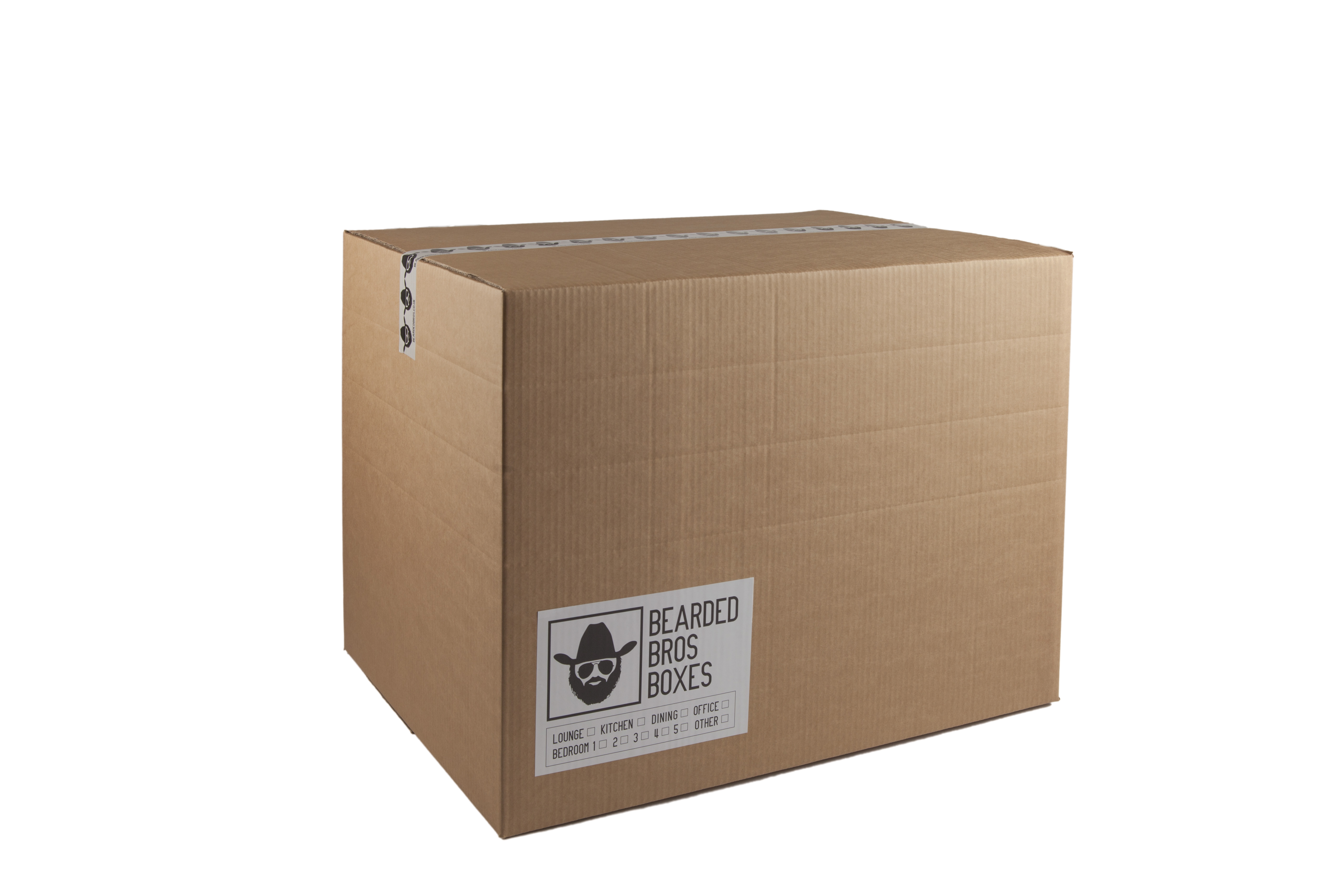 large moving box bearded bros boxes